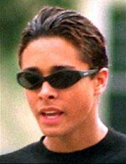 Jordan Chandler, hijo de Evan