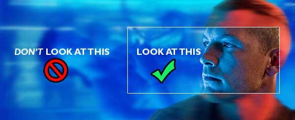 """Fijar tu visión en un objeto y no en toda la escena, por muy rica en detalles que sea, puede ser una buena opción para evitar el """"Avatar H3adache"""". Imagen: Shadow Locked"""